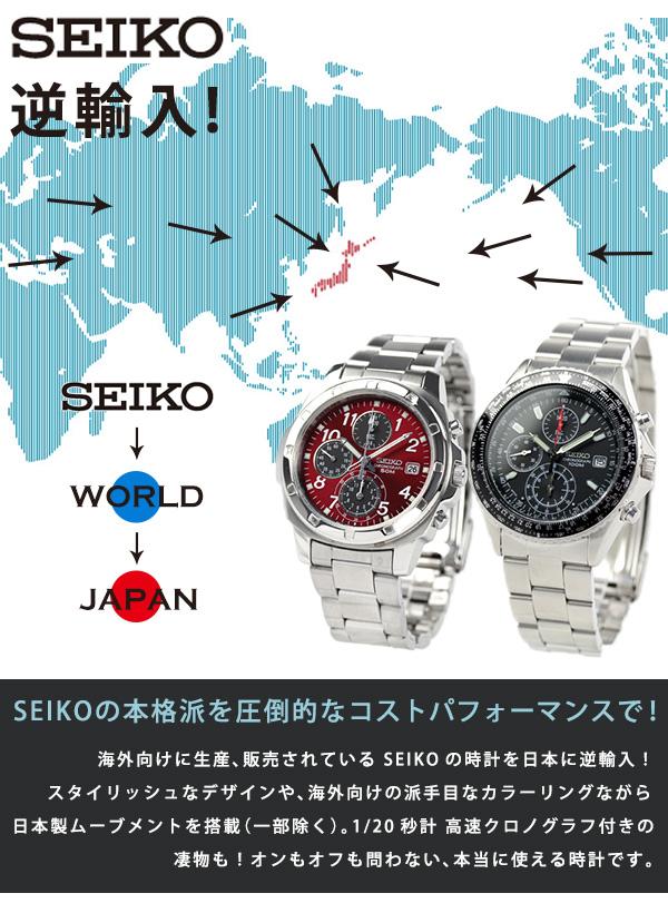 seikoの本格派を圧倒的なコストパフォーマンスで